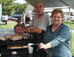 Ken & Brenda Lauhoff Octoberfest 2008! (Click for a closer view.)
